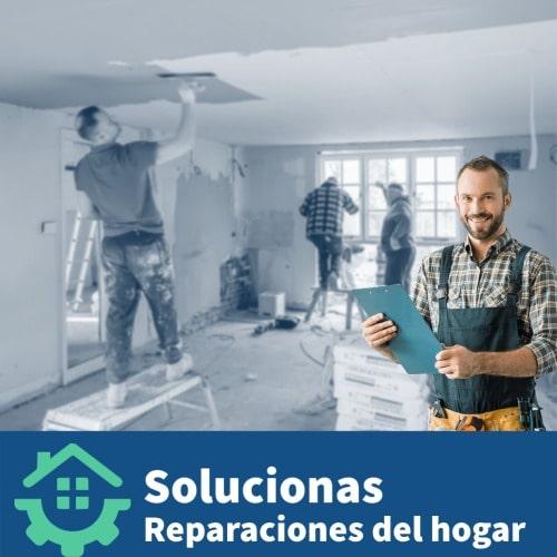 Reparaciones del hogar profesionales